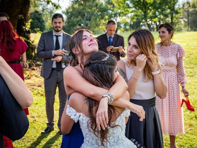 Il matrimonio di Simone e Sara a Legnano, Milano 66