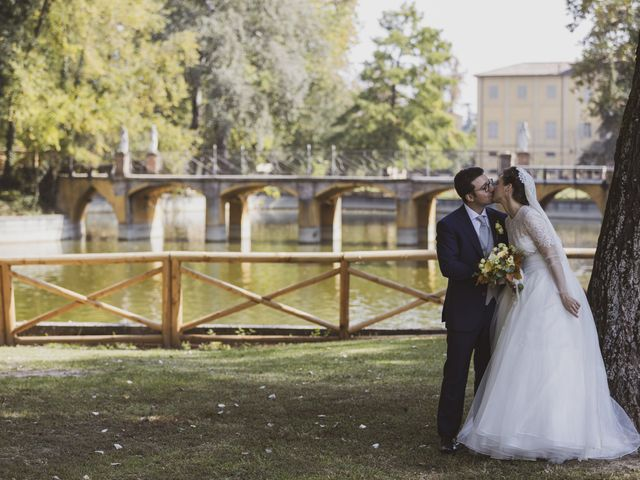 Le nozze di Maria Cristina e Gianluca