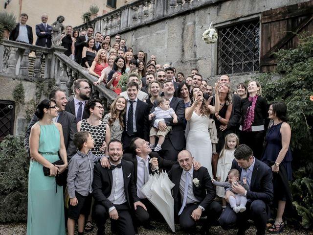 Il matrimonio di Enrico e Simona a Cumiana, Torino 1