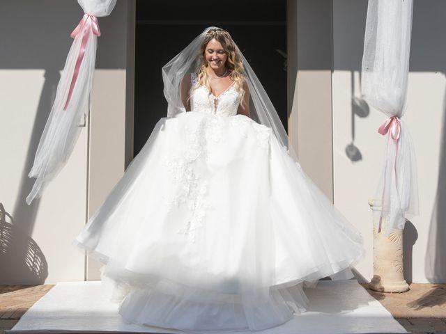 Il matrimonio di Diego e Sara a Genivolta, Cremona 8