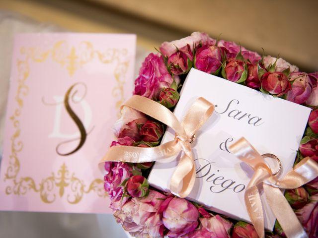 Il matrimonio di Diego e Sara a Genivolta, Cremona 11