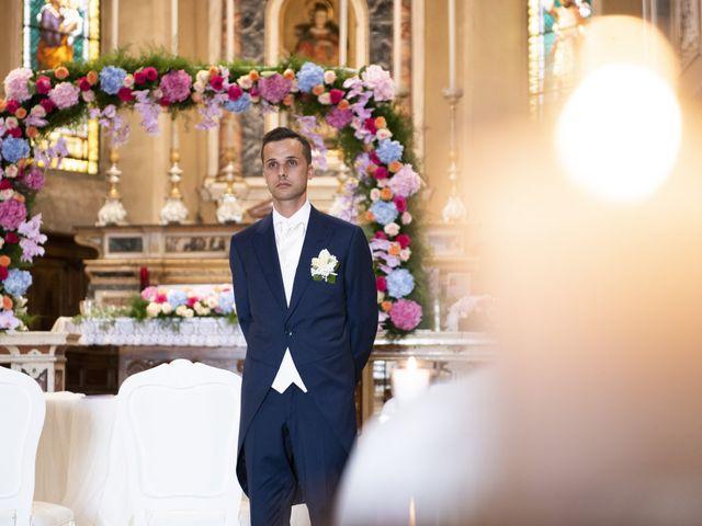 Il matrimonio di Diego e Sara a Genivolta, Cremona 12