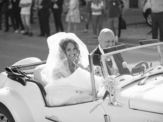 Il matrimonio di Diego e Sara a Genivolta, Cremona 14