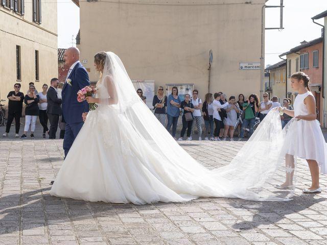 Il matrimonio di Diego e Sara a Genivolta, Cremona 15