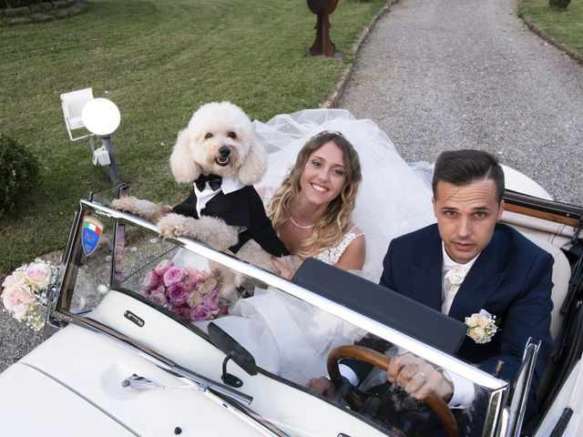 Il matrimonio di Diego e Sara a Genivolta, Cremona 23