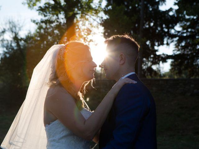 Le nozze di Stefania e Gabriele