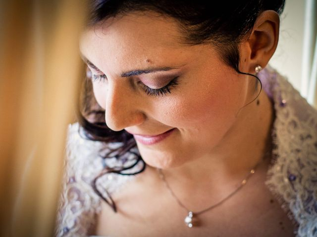 Il matrimonio di Luca e Valeria a Lanzo Torinese, Torino 8