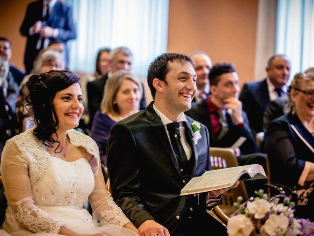 Il matrimonio di Luca e Valeria a Lanzo Torinese, Torino 10
