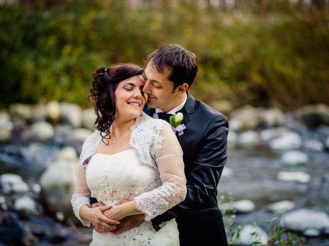 Il matrimonio di Luca e Valeria a Lanzo Torinese, Torino 12