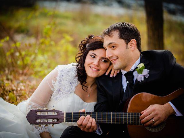 Il matrimonio di Luca e Valeria a Lanzo Torinese, Torino 14