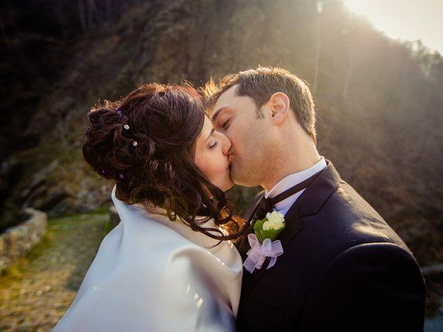 Il matrimonio di Luca e Valeria a Lanzo Torinese, Torino 16