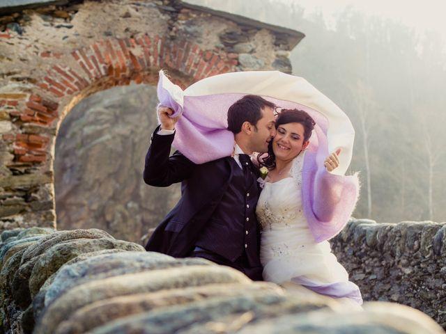 Il matrimonio di Luca e Valeria a Lanzo Torinese, Torino 17