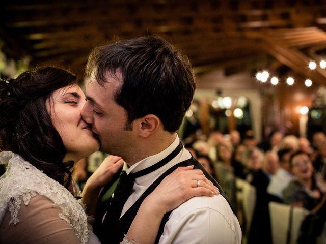 Il matrimonio di Luca e Valeria a Lanzo Torinese, Torino 25