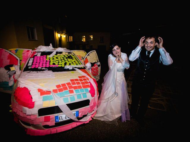 Il matrimonio di Luca e Valeria a Lanzo Torinese, Torino 31