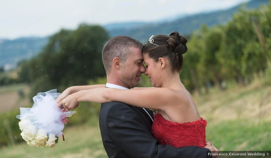 Il matrimonio di Mirko e Pamela a Jesi, Ancona