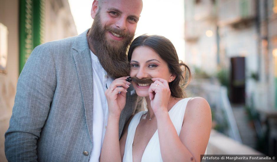 Il matrimonio di Nicola e Paola a Bitonto, Bari