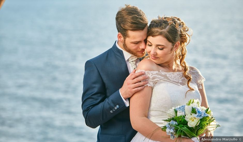 Il matrimonio di Antonino e Naomi a Palermo, Palermo