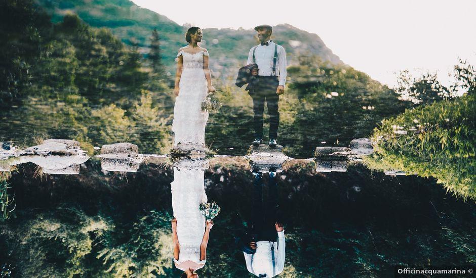 Il matrimonio di Marco e Miriam a Camaiore, Lucca