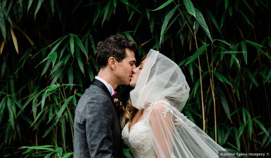 Il matrimonio di Alessandro e Tiziana a Tradate, Varese