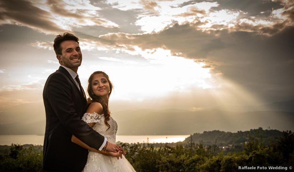 Il matrimonio di Simone e Sara a Legnano, Milano