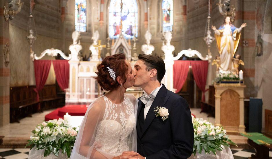 Il matrimonio di Federico e Giulia a Caorso, Piacenza