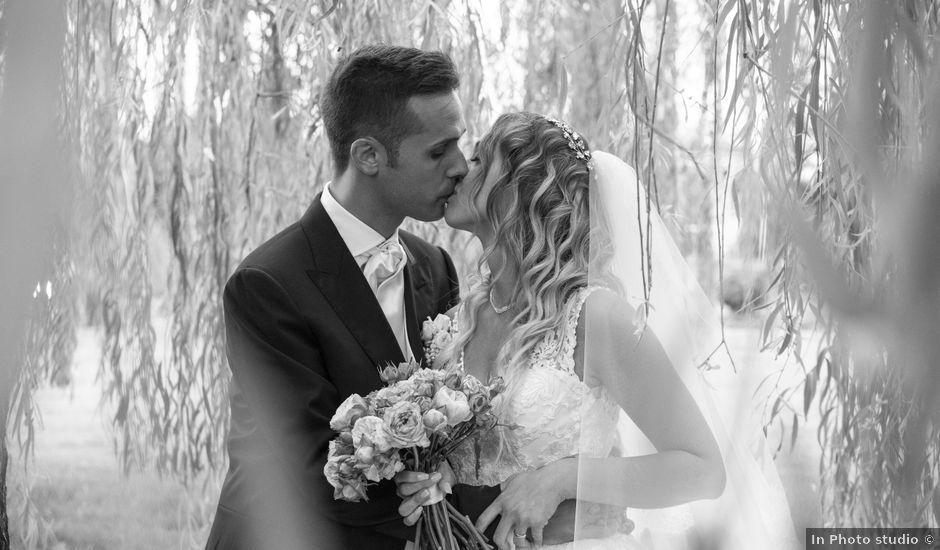 Il matrimonio di Diego e Sara a Genivolta, Cremona
