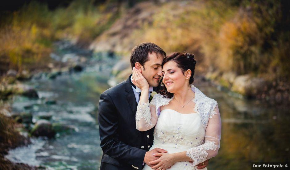 Il matrimonio di Luca e Valeria a Lanzo Torinese, Torino