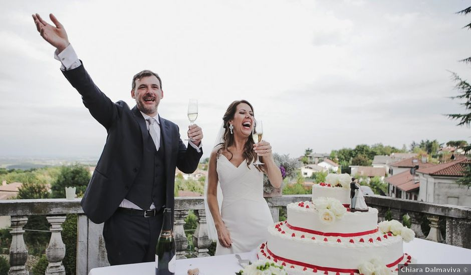 Il matrimonio di Enrico e Simona a Cumiana, Torino
