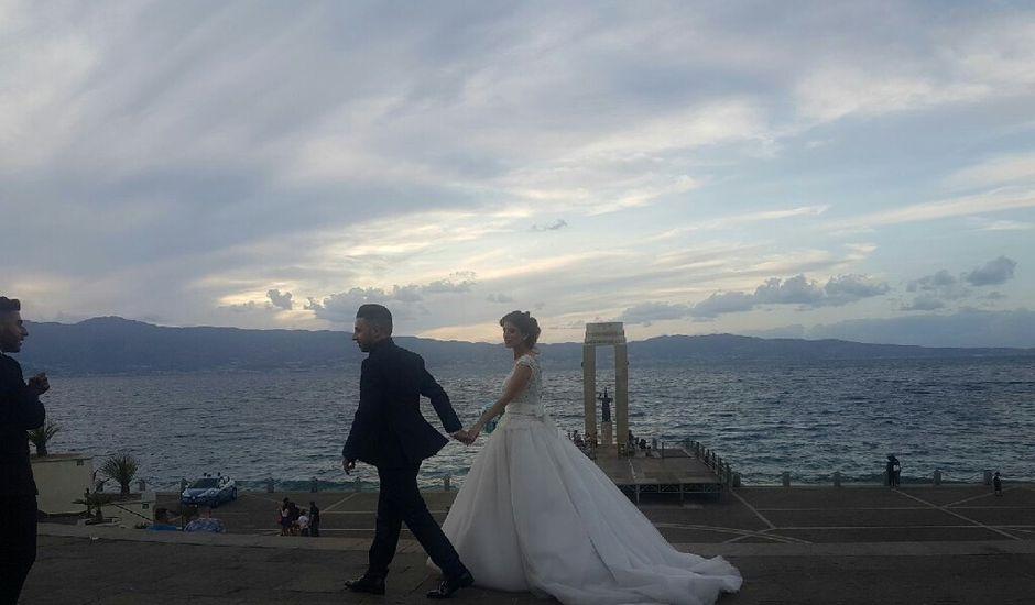 Il matrimonio di Rocco e Marzia a Reggio di Calabria, Reggio Calabria