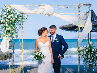 Le nozze di Jessi e Simon