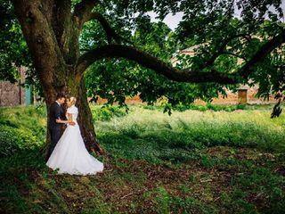 Le nozze di Evelin e Andrea