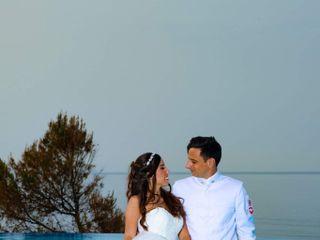 Le nozze di Tania e Francesco  1