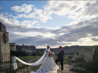 Le nozze di Arianna e Luigi William  1