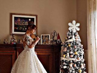 Le nozze di Arianna e Luigi William  2