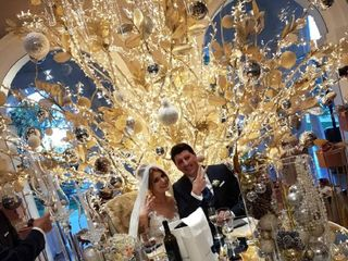 Le nozze di Arianna e Luigi William