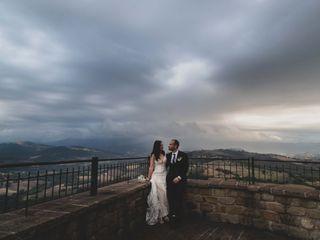 Le nozze di Pina e Federico