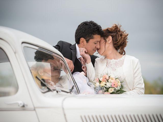 Le nozze di Vera e Mauricio
