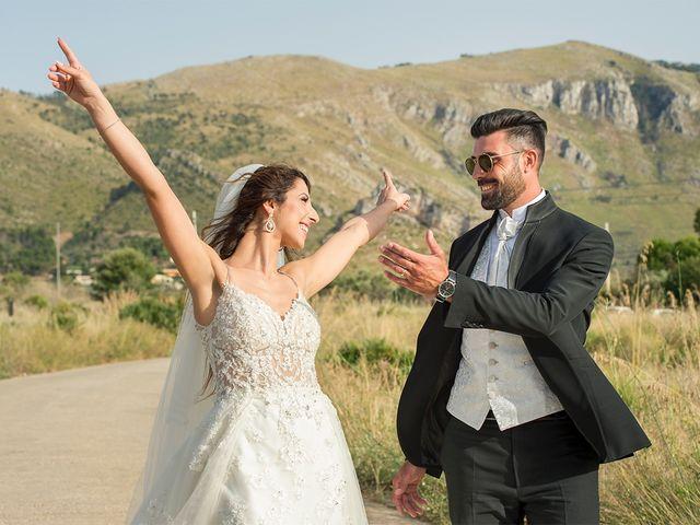 Il matrimonio di Fabio e Luisa a Alcamo, Trapani 25