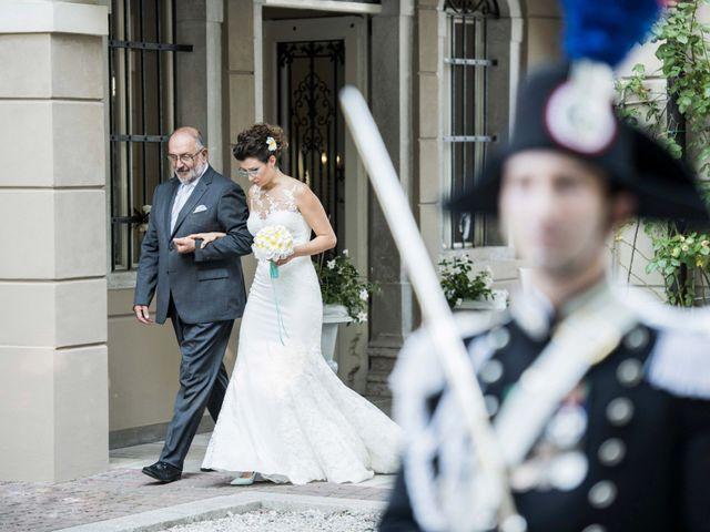 Il matrimonio di Massimiliano e Sabrina a Fiumicello, Udine 9