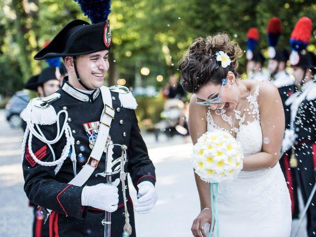 Il matrimonio di Massimiliano e Sabrina a Fiumicello, Udine 17