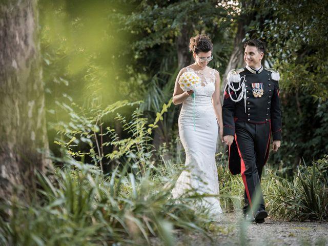 Il matrimonio di Massimiliano e Sabrina a Fiumicello, Udine 2