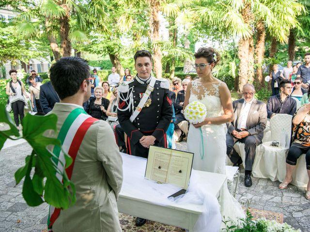 Il matrimonio di Massimiliano e Sabrina a Fiumicello, Udine 29