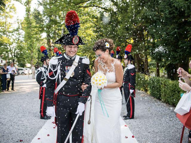 Il matrimonio di Massimiliano e Sabrina a Fiumicello, Udine 30
