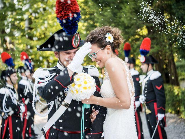 Il matrimonio di Massimiliano e Sabrina a Fiumicello, Udine 31