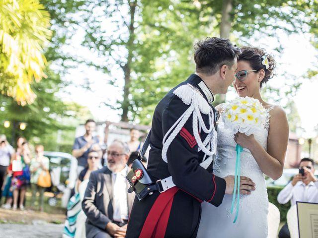 Il matrimonio di Massimiliano e Sabrina a Fiumicello, Udine 39