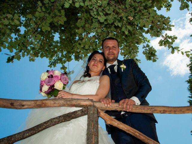 Il matrimonio di Marco e Ilaria a Tolentino, Macerata 12