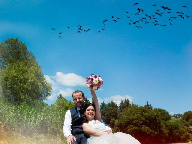 Il matrimonio di Marco e Ilaria a Tolentino, Macerata 13