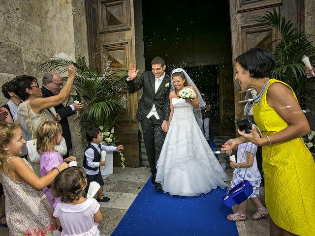 Il matrimonio di Eduardo e Alessia a Ascoli Piceno, Ascoli Piceno 45