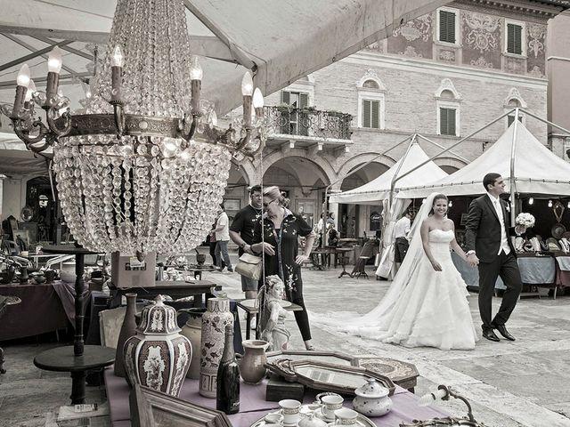 Il matrimonio di Eduardo e Alessia a Ascoli Piceno, Ascoli Piceno 47