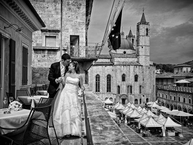 Il matrimonio di Eduardo e Alessia a Ascoli Piceno, Ascoli Piceno 52